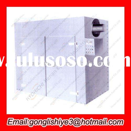 Hot sale Rotary air circulation oven industrial food dehydration machine