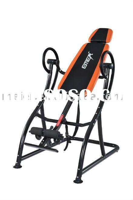 Inversion table relieve stress/varicose veins, increase oxygen flow to the brain