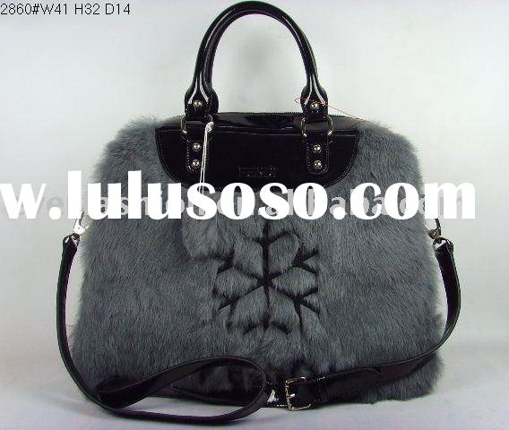 Luxury Animal fur handbags