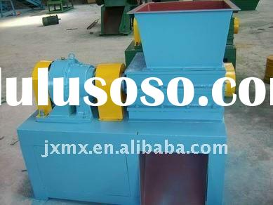 MX-800*1250 4-shaft E recycle Intelligent low noise shredder/crusher for sale