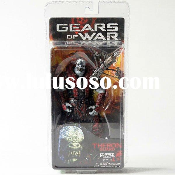 NECA 2011 Gears of War Theron Guard action plastic PVC Xbox360 Game Figure