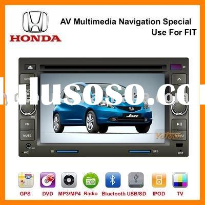 New CAR DVD GPS fit for Honda FIT