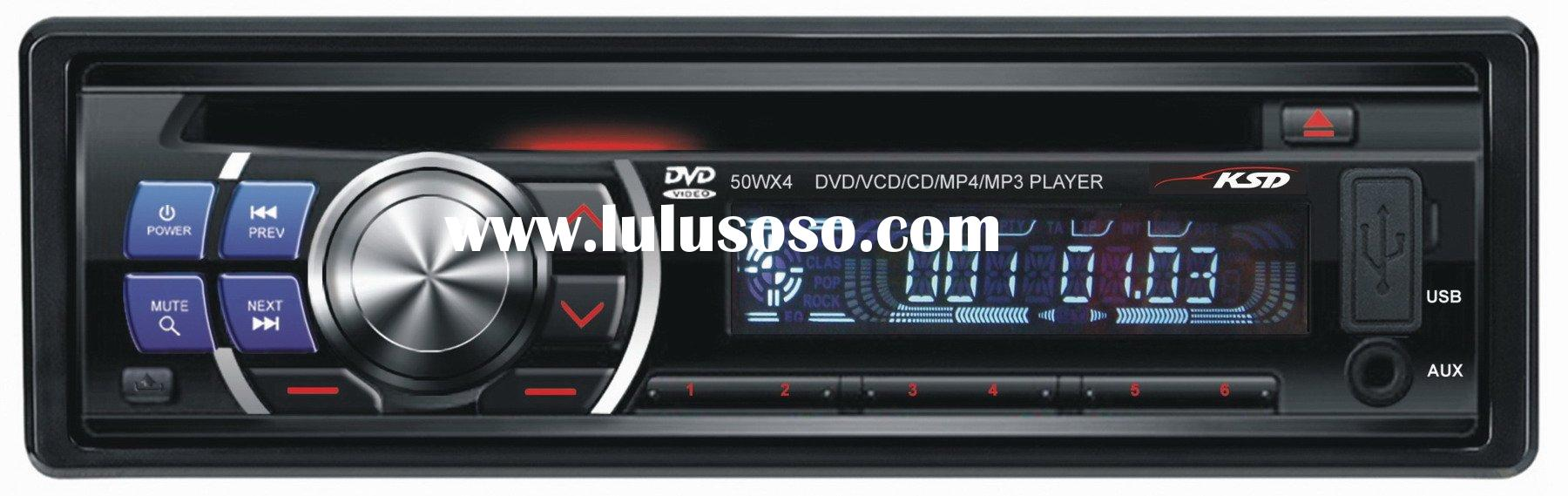 New-designed Single Din Car Audio System