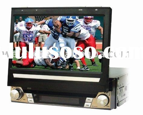 One Din Size TFT LCD Car DVD player