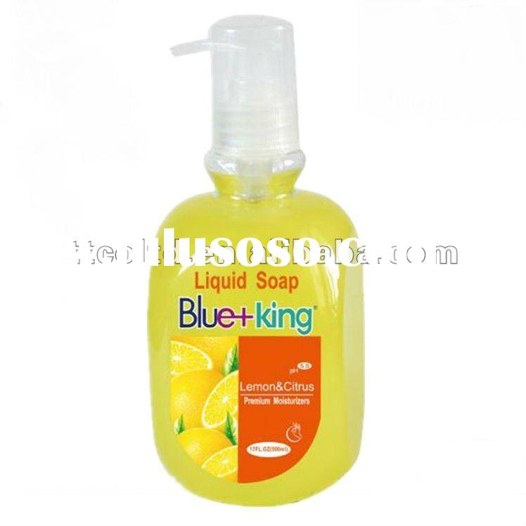 Pearlized Hand Liquid Soap(MSDS ISO)