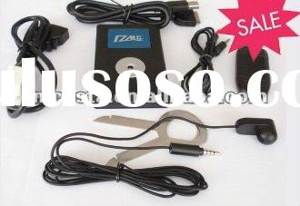 Popular sale aux input car cd changer support USB/SD/3.5mm auxiliary jack(DMC-9088)