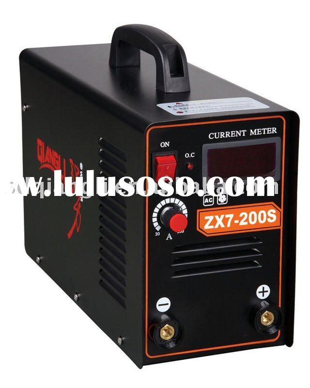 Portable MMA 200A new design welding machine