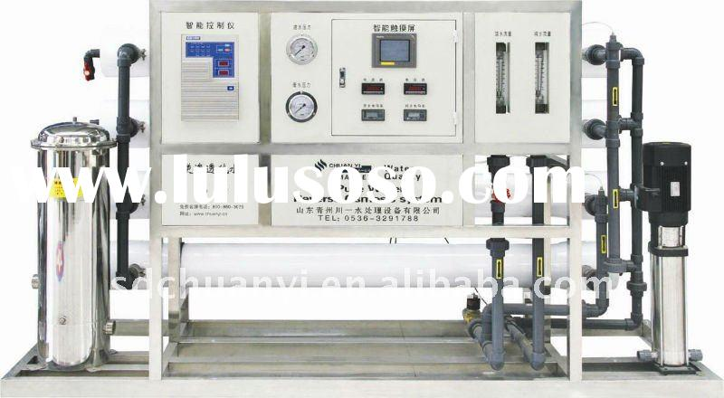 RO Water Treatment Plant