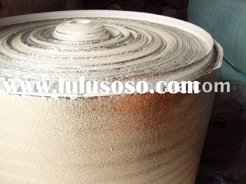 Roof isolation material/Roof reflective insulation material(EPE with aluminium film)