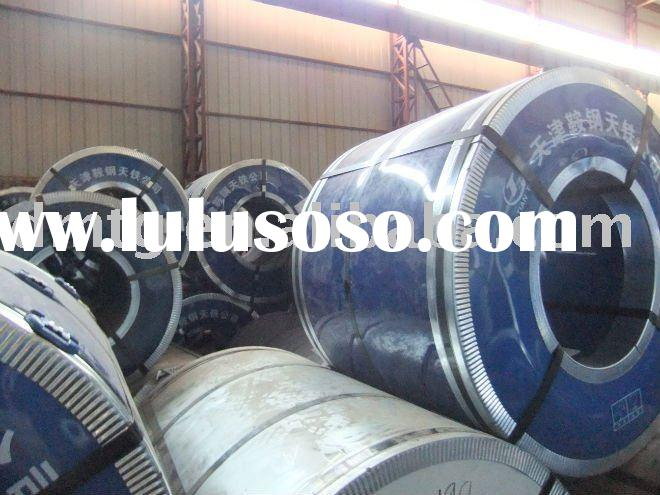 SPCC cold rolled steel sheet and coils