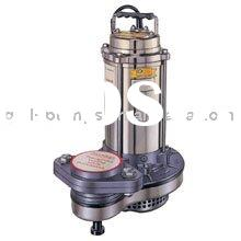 SSP Stainless submersible sewage pump