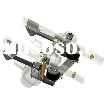 Single Swing Arm Air Suspension System