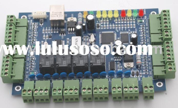 TCP/IP 4 Door Access Control Board PY-4000
