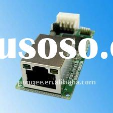 TCP/IP to TTL, RS-485 converter module , ethernet protocol converter