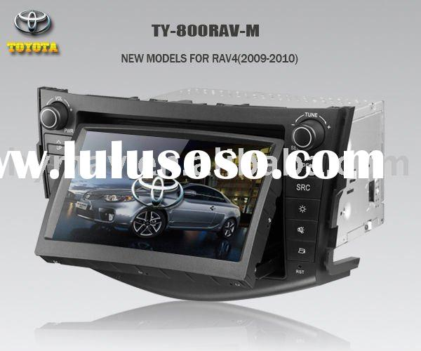 TOYOTA RAV4 car DVD player with GPS System