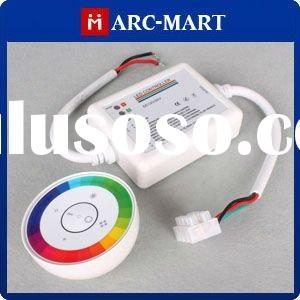 Touching Wireless RGB controller for led strip max 216W#OT134