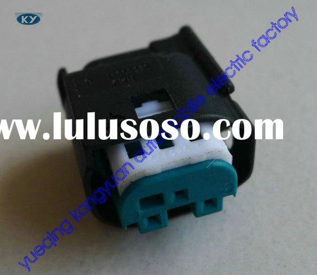 Tyco 3 Way female automotive waterproof connector