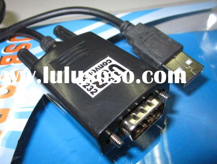 USB TO RS232 DB9 9 PIN ADAPTER CABLE/USB-Parallel printer cable