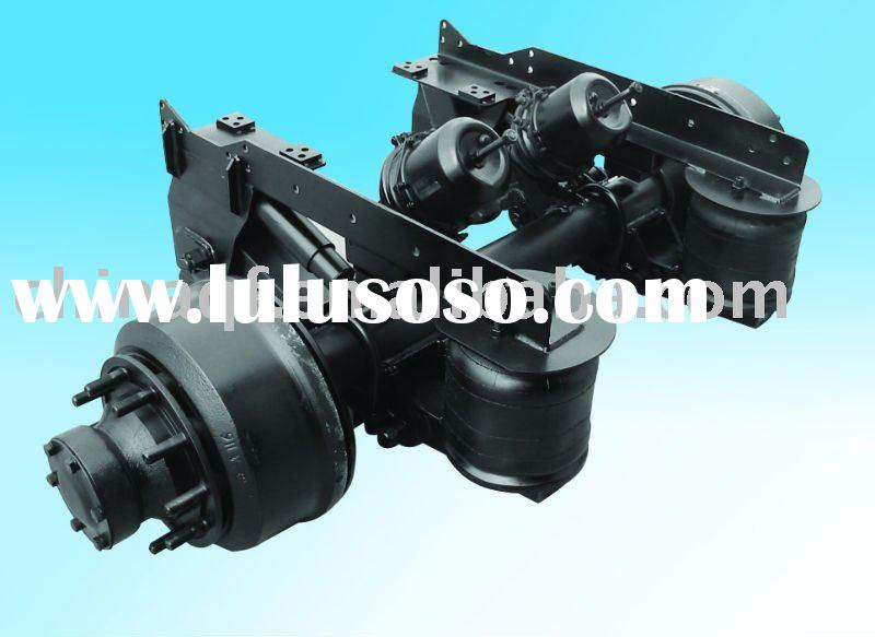 Vehicle Air Suspension System