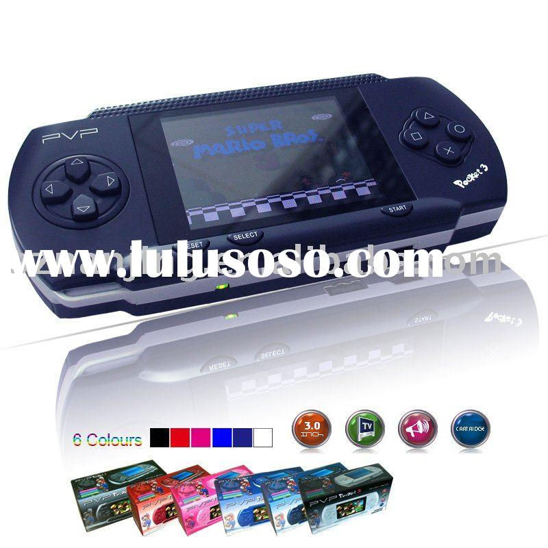 "Video Game with 3"" color LCD display"