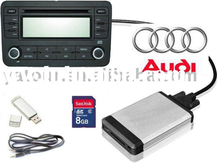 car cd changer USB SD mp3 interface kit adapter digital