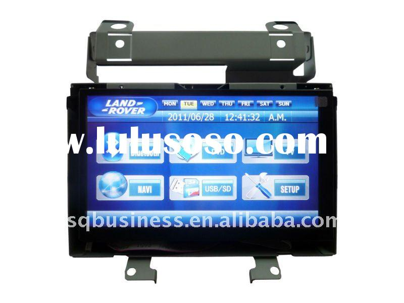 car dvd player GPS for land rover Freelander gps navi, navigation, car radio, car audio