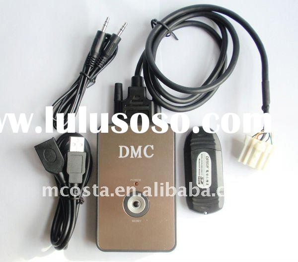 car mp3 usb sd aux interface