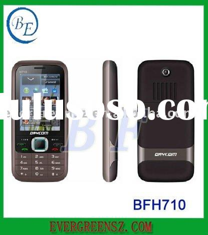 dual gsm mobile phone, MSN, YM, facebook, mp3/mp4... (Item:BFH710)