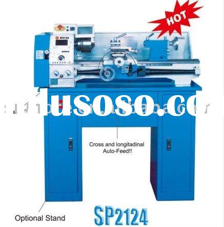 high quality inexpensive!!! small metal bench lathe SP2124