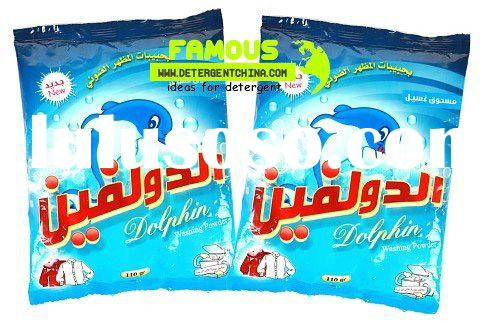 laundry detergent washing powder 110g cleaning products quality