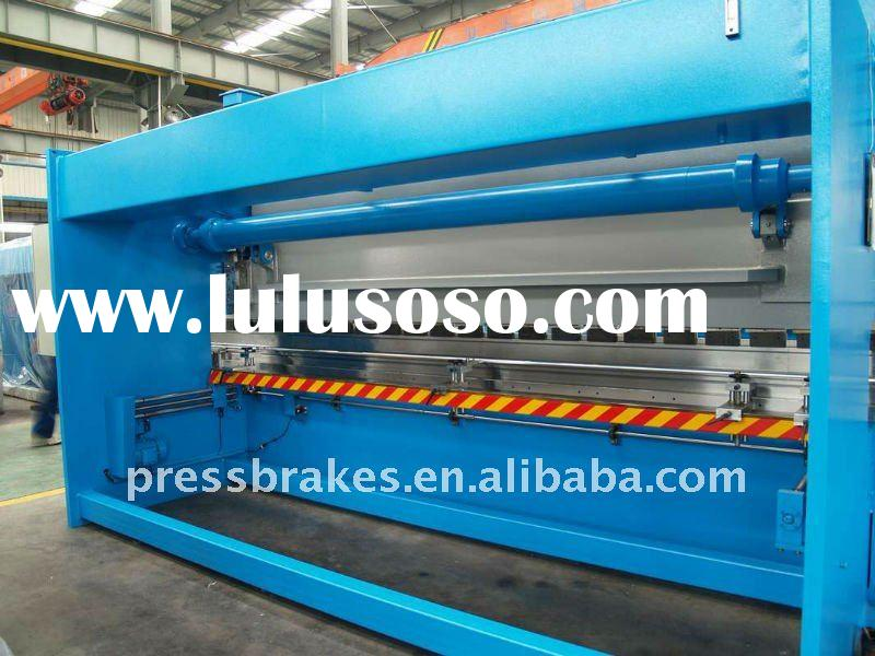 metal sheet bending machine, press brake