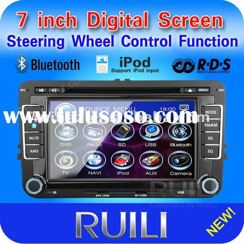 promotional model RL500-20 VW car dvd audio player with bluetooth, GPS