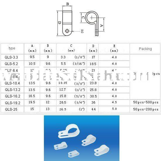 r type cable clamp/ r type cable clamps/ cable suspension clamp/ cable clamp/ electric cable clamps