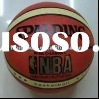 size 7 pvc leather basketball