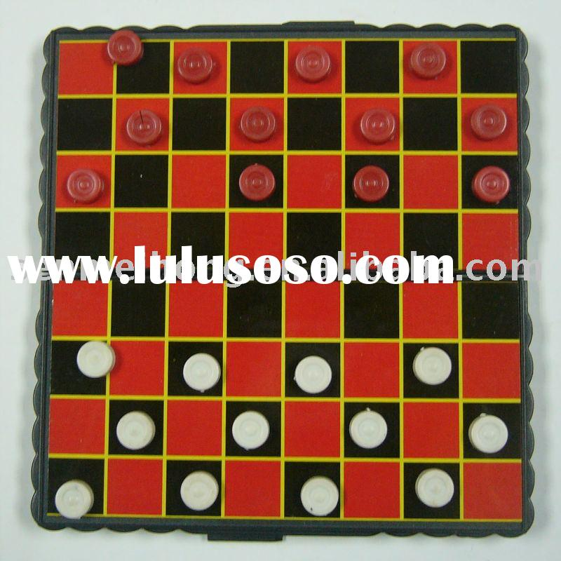 small magnetic chess