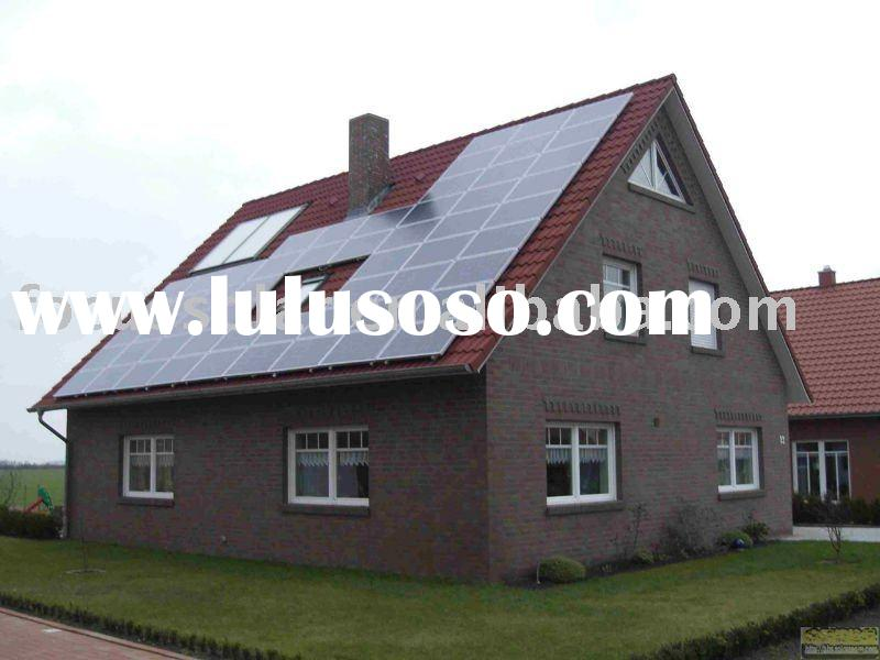 solar system 4kw solar panel CEC approved