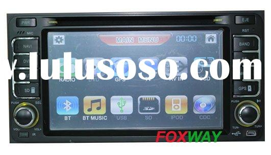 toyota fj cruiser digital touch screen car multimedia player