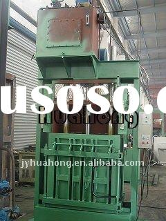 waste cotton baler