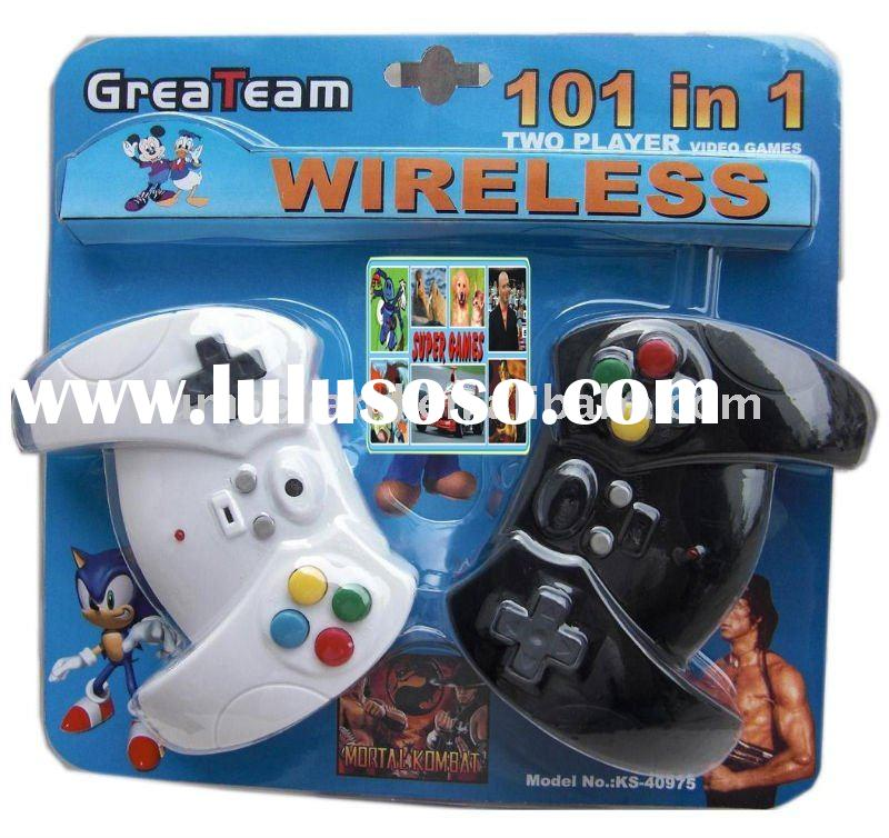 wireless tow player TV Game