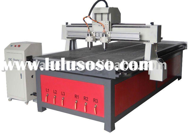 wood carving machine for furniture industry