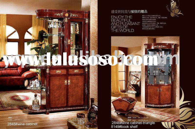 2011 Hot Sale Classical Wine Bar Cabinet 2848#