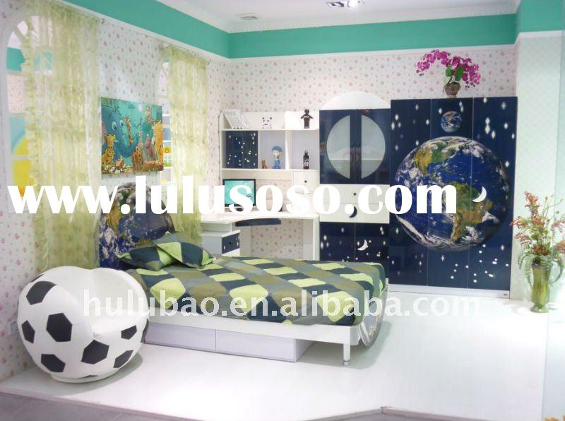2011 New Design- MDF+UV Kids Room Furniture