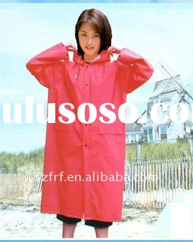 2011 hot-selling PVC Raincoat/Poncho/Rainwear