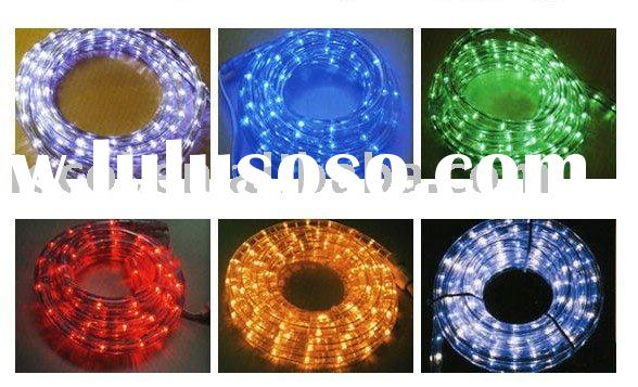 2011 new design LED 2 WIRES ROUND ROPE