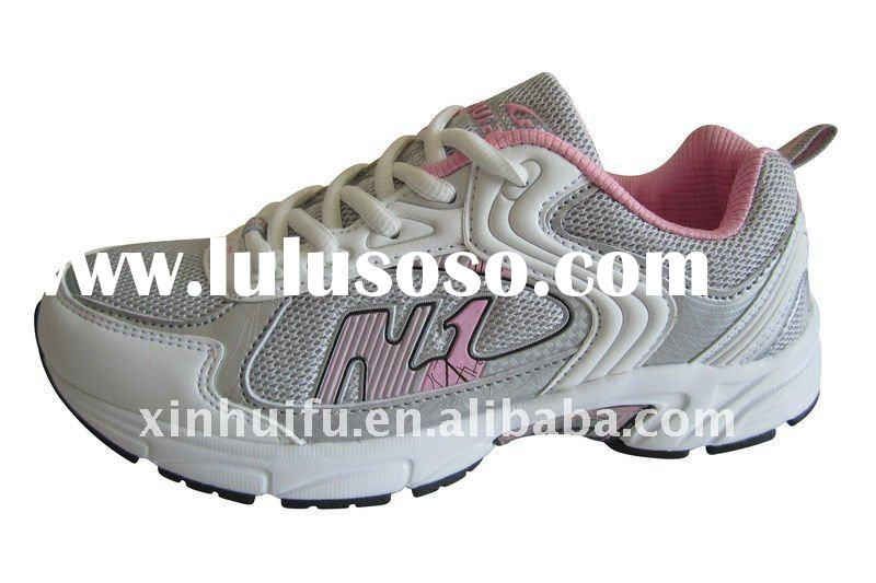 2011 newest design woman sports shoes