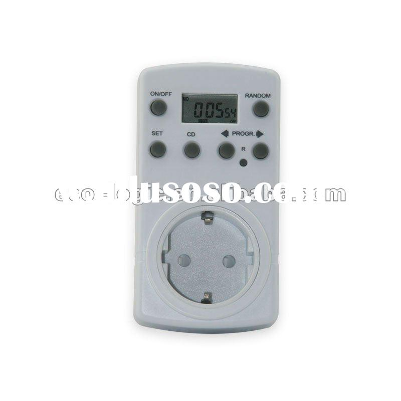 2012 Smart control electronic clock timer from manufacturer