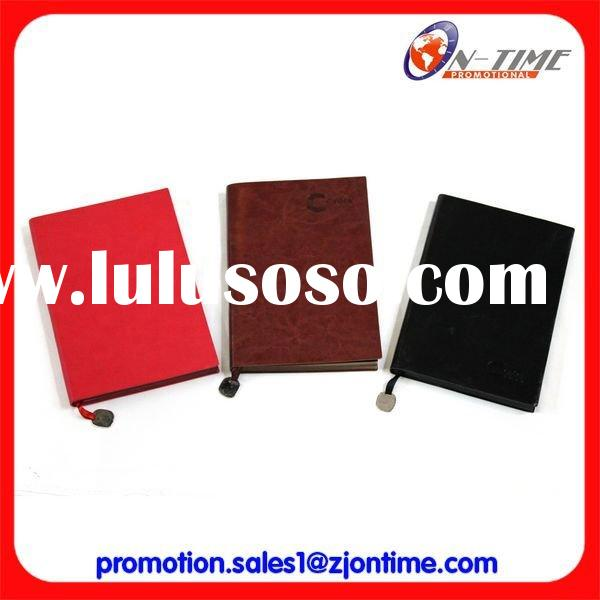 2012 style leather diary
