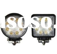 24W LED tractor light,harvester LED foglamp