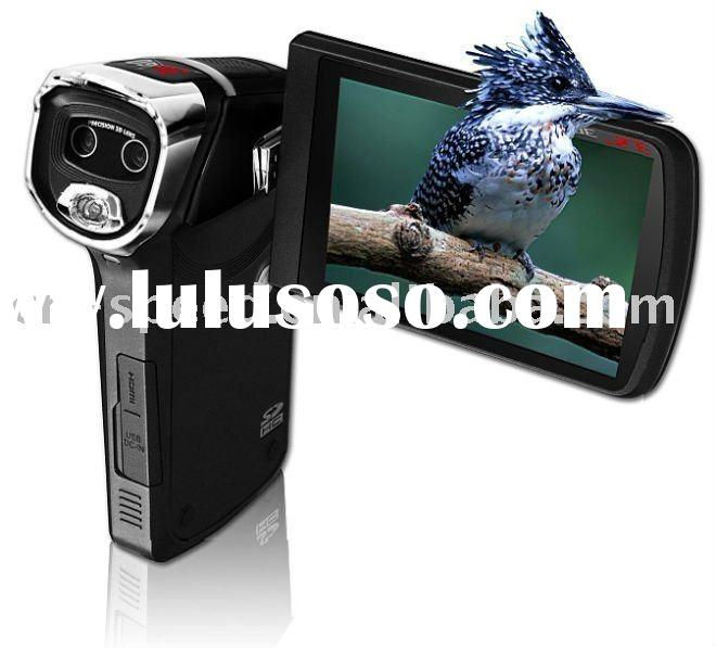 2D/3D High definiton camcorder video camera CE/RoHs