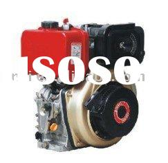 2.5KW-6.9KW 4-stroke air-cooled diesel engine